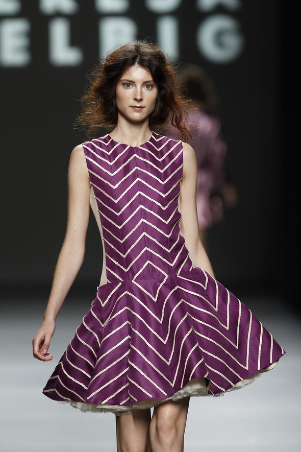 Madrid Fashion Week SS 2012: Teresa Helbig. Изображение № 24.