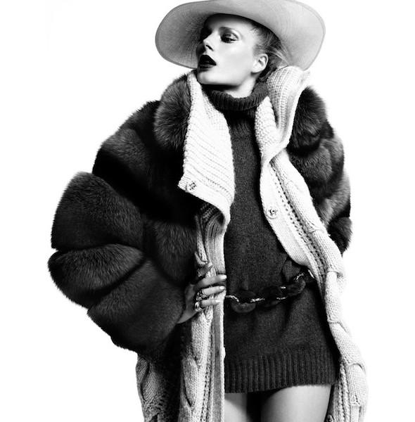 5 новых съемок: Dossier, Muse и Vogue. Изображение № 47.