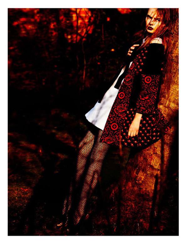 Нимуэ Смит и ее магия. Изображение № 7.