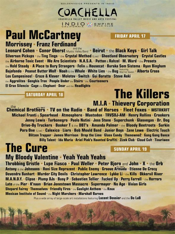 Coachella!!!. Изображение № 2.