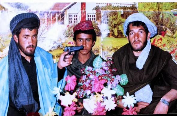 Талибан – ретушированная красота смерти. Изображение № 31.