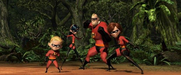 Кадр из анимационного фильма «Суперсемейка». Изображение № 1.