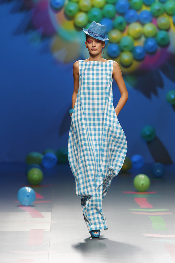Madrid Fashion Week SS 2012: Agatha Ruiz de la Prada. Изображение № 8.