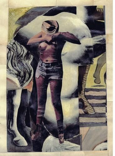 Изображение 9. Выставка: International Weird Collage Show.. Изображение № 9.