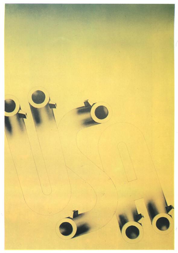 Искусство плаката вРоссии 1884–1991 (1985г, часть 3-я). Изображение № 6.