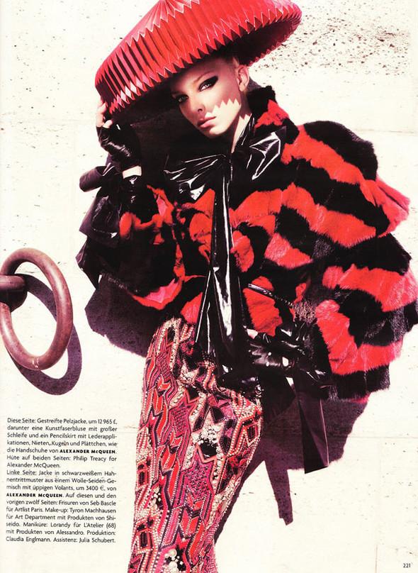 Moderne Magie Vogue German, November 2009. Изображение № 13.