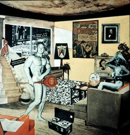 Попизм: 10 фактов о легенде поп-арта Ричарде Гамильтоне. Изображение № 3.
