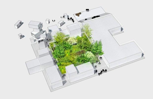 Бюро Kleinewelt Architekten о красивых хрущёвках и честности. Изображение № 15.