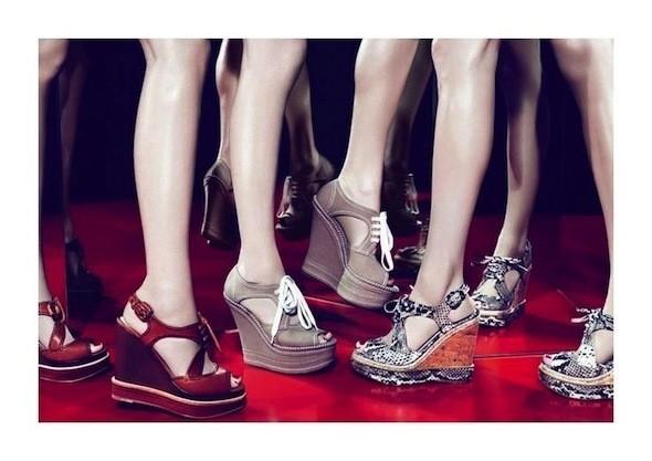 Изображение 39. Рекламные кампании: Celine, Marc Jacobs, Miu Miu и другие.. Изображение № 45.