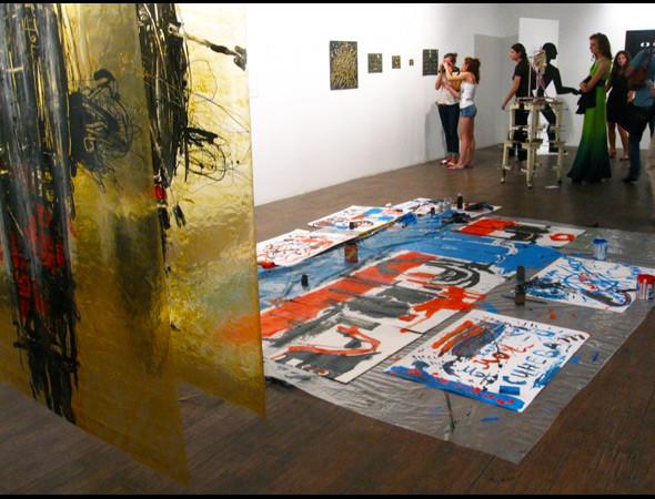 """Выставка в деталях: Молодые художники на """"Сегодня/Завтра"""". Изображение № 46."""