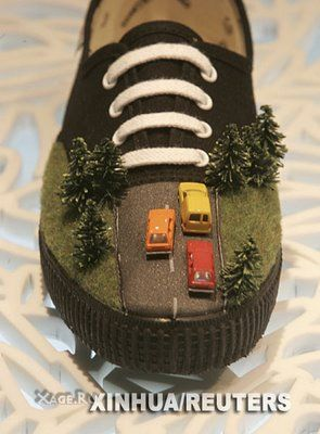 Такая странная обувь. Изображение № 4.