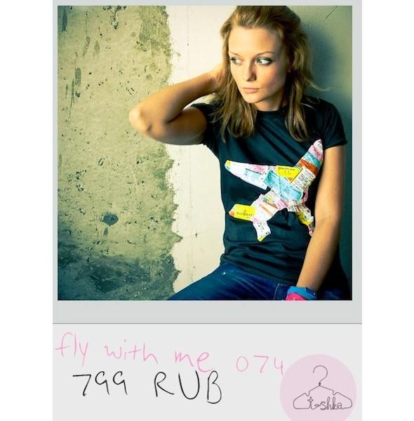 T-shka: магазин футболок на «Красном Октябре». Изображение № 1.