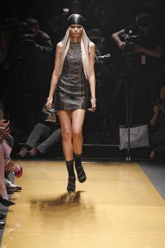 Вечеринка Versace for H&M: Как это было. Изображение № 44.