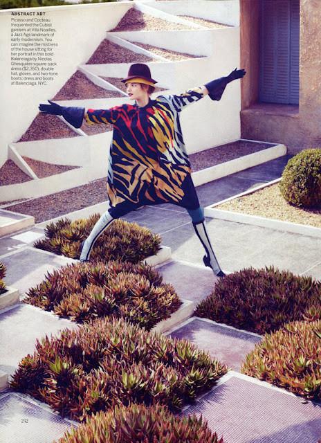 Новые съемки: Vogue, Nylon и другие. Изображение № 14.
