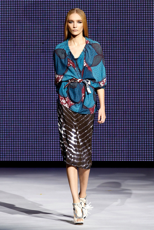 New York Fashion Week Spring 2012: День восьмой. Изображение № 16.