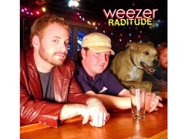 Журнал Spin Magсошел сума вместе сгруппой Weezer. Изображение № 13.