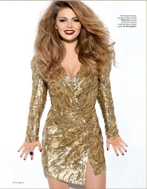 Vogue Russia Январь 2011. Изображение № 4.