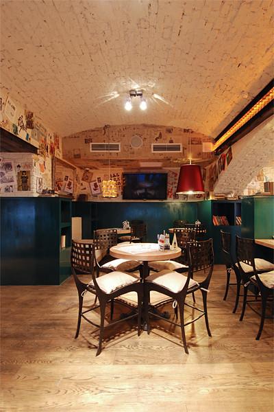 Ресторан сети «Керосинка» на Кузнецком мосту. Изображение № 6.