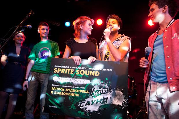 Nadia Kodes стала победительницей Sprite Sound. Изображение № 17.