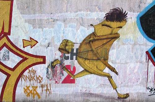 Стены Рио-де-Жанейро. Изображение № 56.