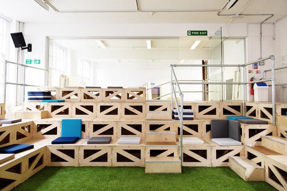 Рабочее место: архитектурная школа AA School. Изображение № 6.