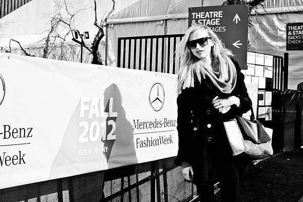 Неделя моды в Нью-Йорке: Репортаж. Изображение №49.