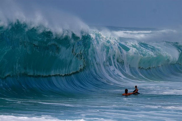 Нагребне волны – Clark Little, фотограф- серфингист. Изображение № 1.