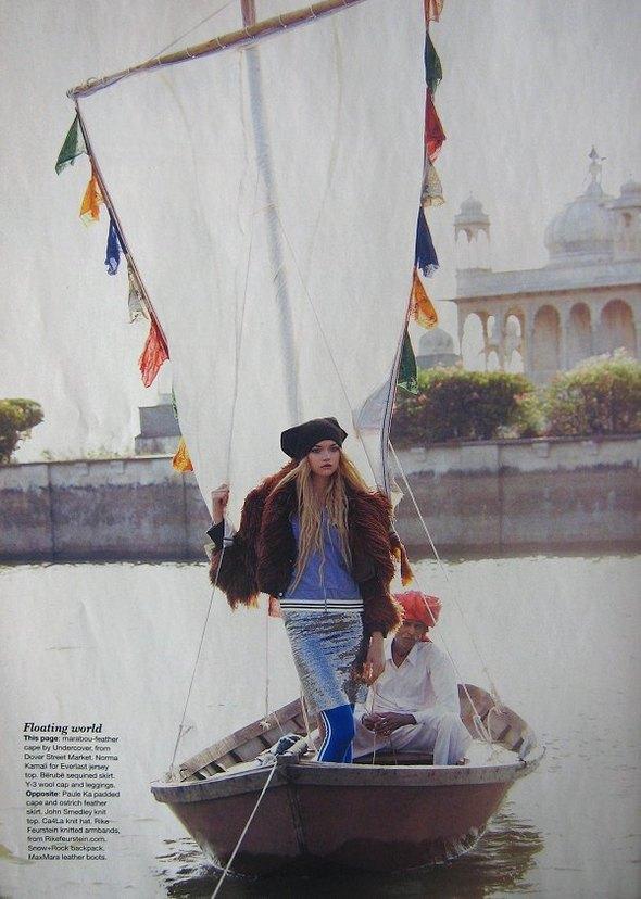 Индийское лето (Vogue Australia). Изображение № 9.