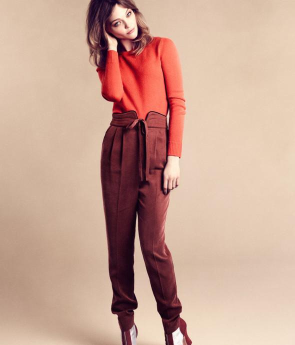 Лукбук: Саша Пивоварова для H&M FW 2011. Изображение № 6.