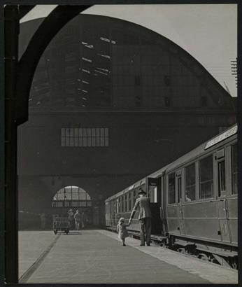 Другой Лондон: Каким видели британскую столицу с 30-х по 80-е. Изображение № 9.