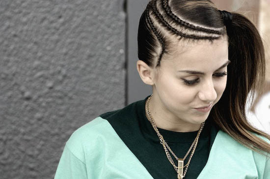 Blah Blah about Lady Sovereign. Изображение № 22.