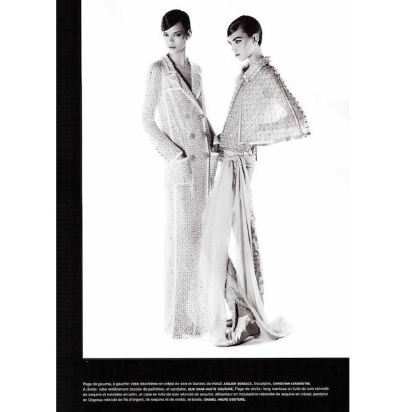 Изображение 16. Съемки: Dazed & Confused, Numero и Vogue.. Изображение № 16.