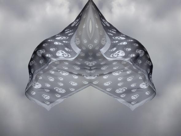Изображение 9. Лукбук: платки Alexander McQueen SS 2011.. Изображение № 9.