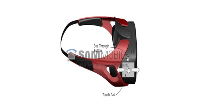 Появилось первое изображение очков виртуальной реальности Samsung. Изображение № 1.