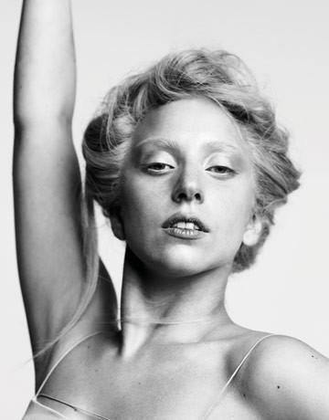 Съёмка: Леди Гага для Harper's Bazaar. Изображение № 4.