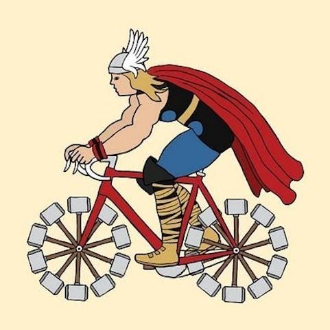 Изображение 3. Велосипеды Майка Джууса.. Изображение № 3.