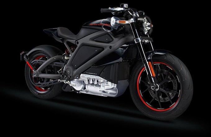 Harley-Davidson показал свой первый электробайк. Изображение № 10.