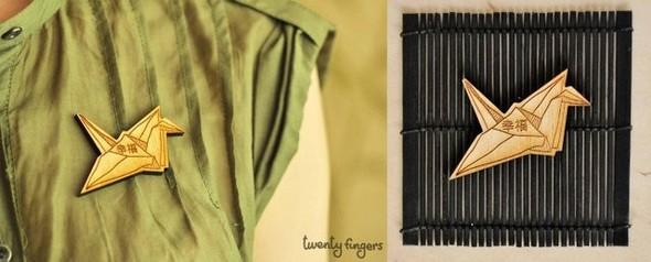 Любовь к бумаге или 1001 оригами. Изображение № 54.