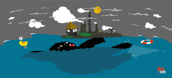 Гоу Гоу Зомби! - Иллюстратор из Санкт-Петербурга. Изображение № 25.