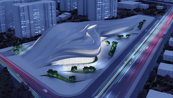 Причудливые формы: необычная архитектура. Изображение № 2.
