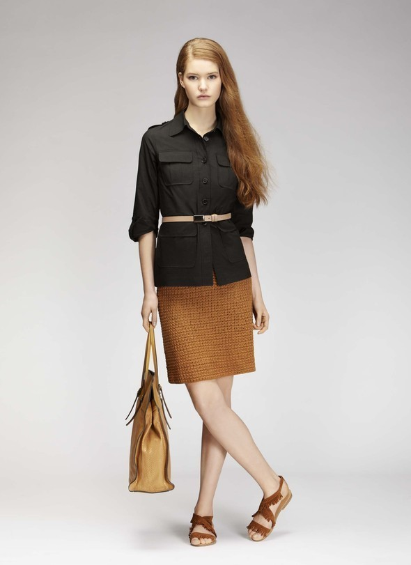 Look-book Gerard Darel SS2011. Изображение № 3.
