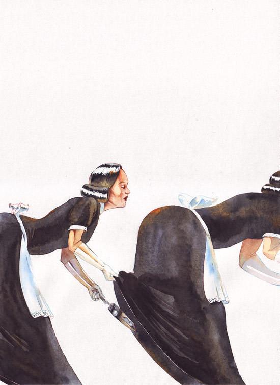 Изображение 6. Иллюстратор Reey Whaar .. Изображение № 6.