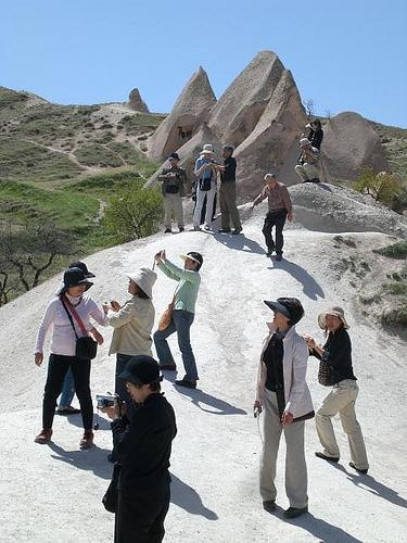 Японские туристы по всему миру. Изображение № 7.