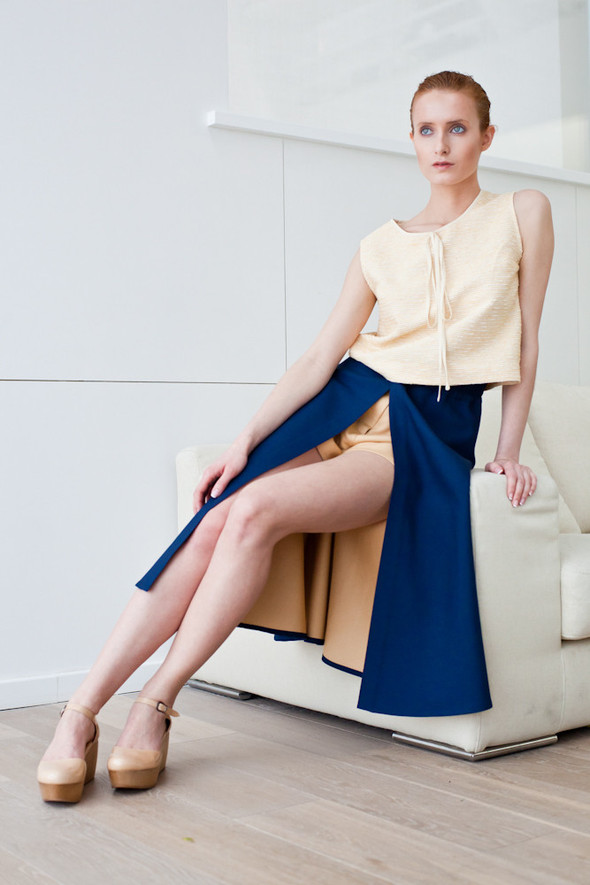"DARIA BARDEEVA Campaign SS12 ""This Side of Paradise"". Изображение № 17."