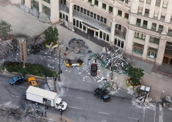 Съемки Трансформеров 3 в Чикаго. Изображение № 4.