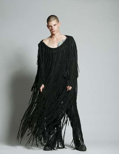The Asher Levine 2011 Spring/Summer Line is Spine-Chilling. Изображение № 2.
