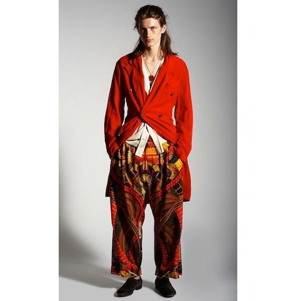 Мужские лукбуки: Alexander McQueen, Burberry и Undercover. Изображение № 2.