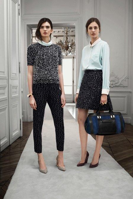 Вышли предосенние коллекции Givenchy, Celine, Chloe и других марок. Изображение № 16.