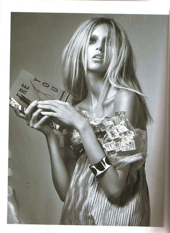 АняРубик (Anja Rubik). Изображение № 12.