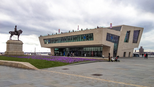 Музей Ливерпуля. Изображение № 29.